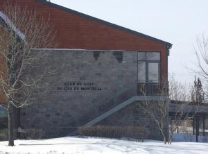 Rénovation bureaux - Club de golf de Montréal 2