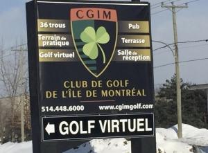 Rénovation bureaux - Club de golf de Montréal 3